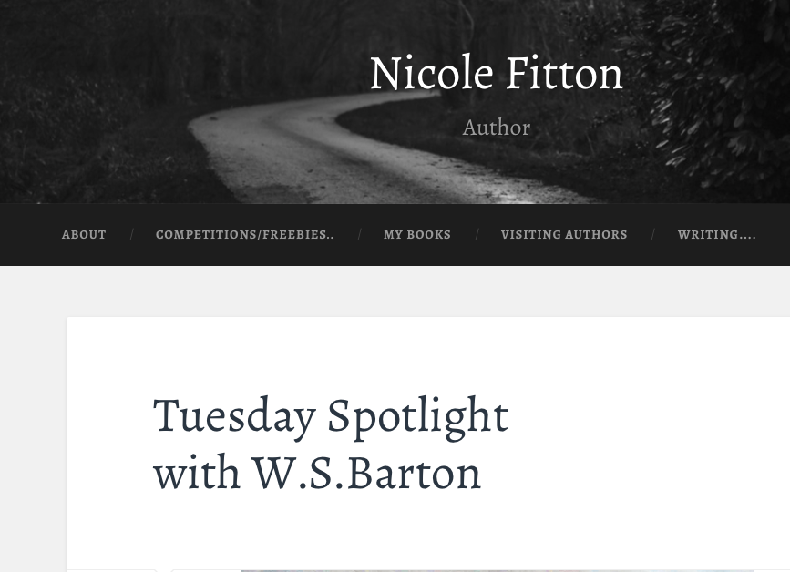 Interview with Nicole Fitton